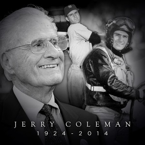 Jerry Coleman (1924-2014)